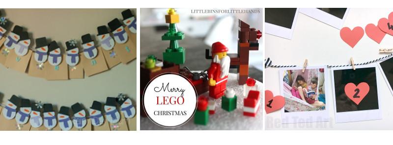 crafty advent calendars to celebrate the season