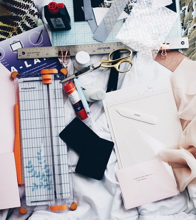 Stressed Out? Now's a Great Time to Start a Creative Hobby