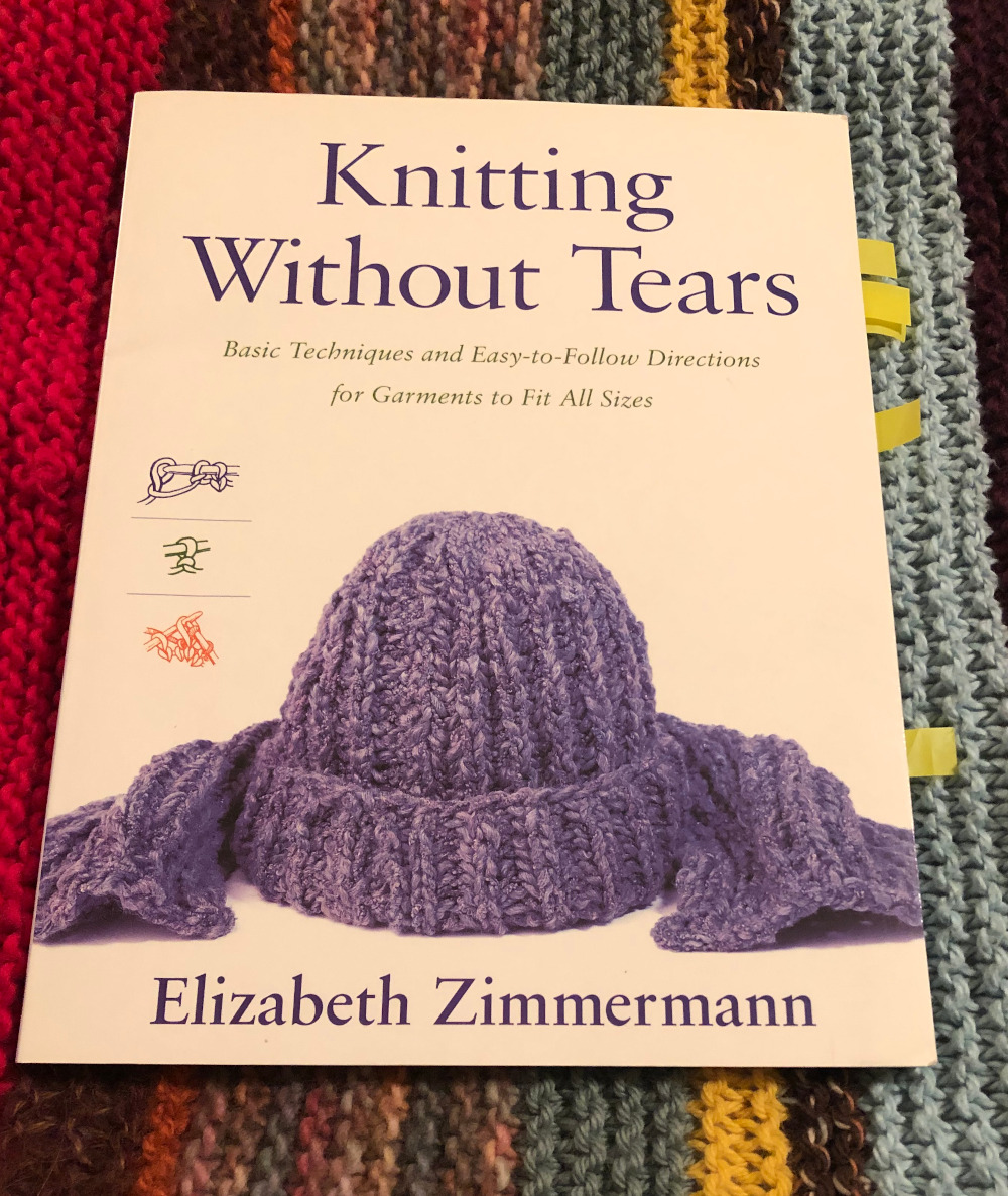 Rereading a Knitting Classic: Knitting without Tears