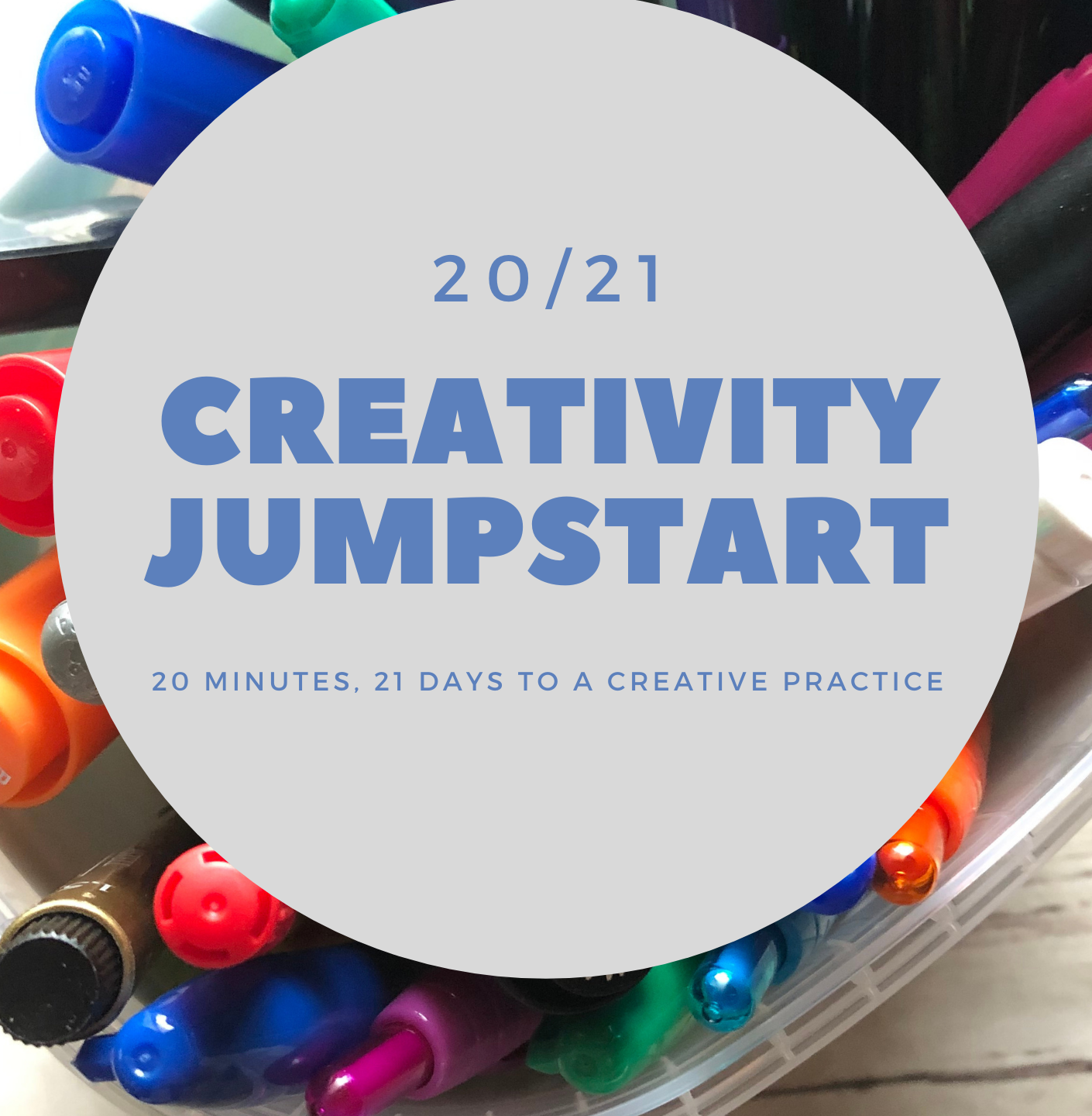 Need a Creative Boost? Try the 20/21 Creativity Jumpstart