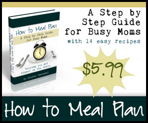 An Easy, Quick Guide to Meal Planning