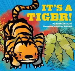 It's a Tiger! {The Reading List}