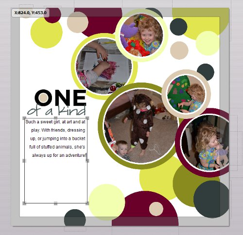 MyMemories Digital Scrapbooking Software Review