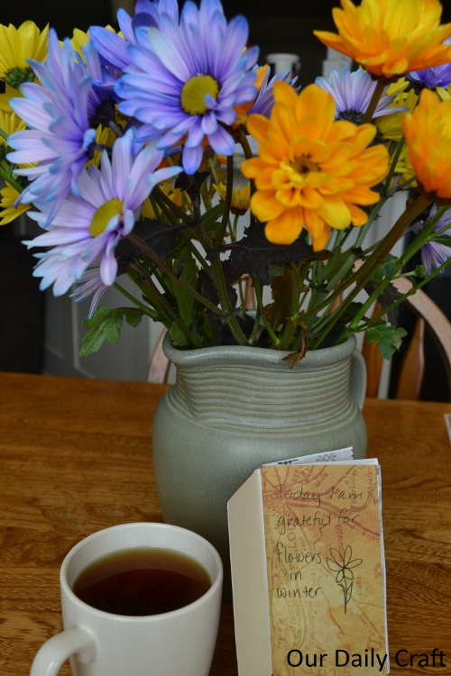 Moments of Gratitude with Bigelow Tea