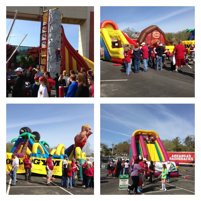 Family Fun for a Purpose at #RazorFest