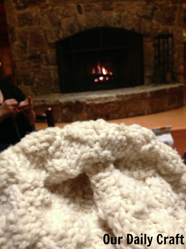 Notes from the Road – Yarn Harlot Edition