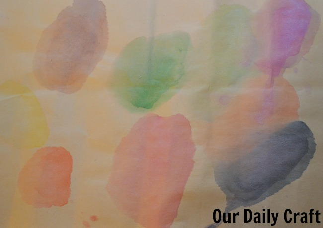 """Splatter"" Painting {Art Experiments}"