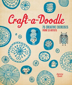 Craft-a-Doodle Book Review {Creativity Boosts}
