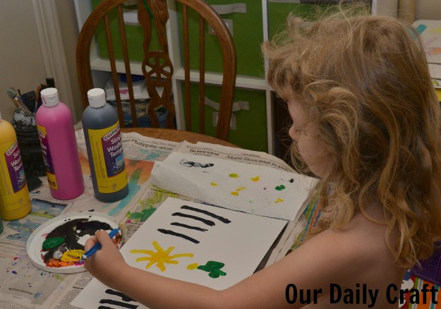Letting Your Kids Create, Even When You Don't Want to