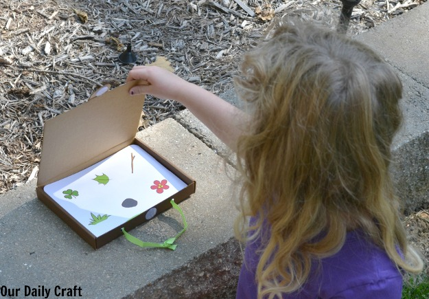 Appreciate the Changing Seasons with a Nature Scavenger Hunt