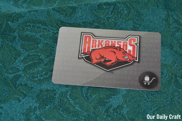 Win a $200 Gift Card for the Razorback Shop in the Northwest Arkansas Mall
