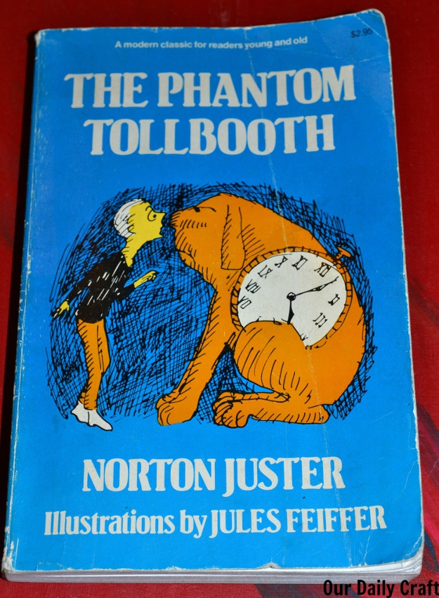 Want a Kid Who Loves Words? Read Them The Phantom Tollbooth