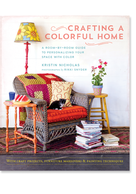 Get a House Full of Color Inspiration from Kristin Nicholas