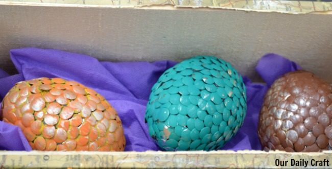 DIY Dragon Egg Tutorial
