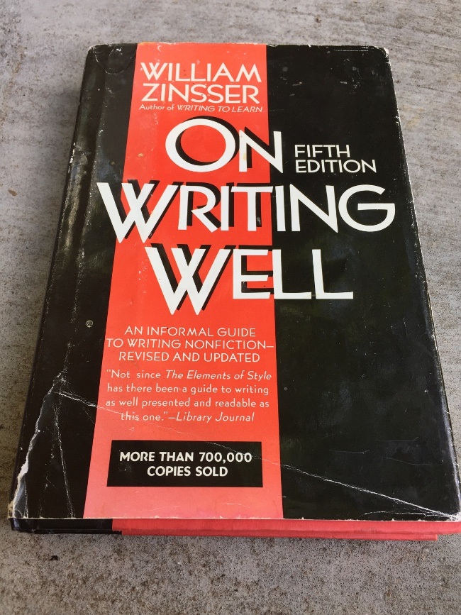 Learning to Write with William Zinsser