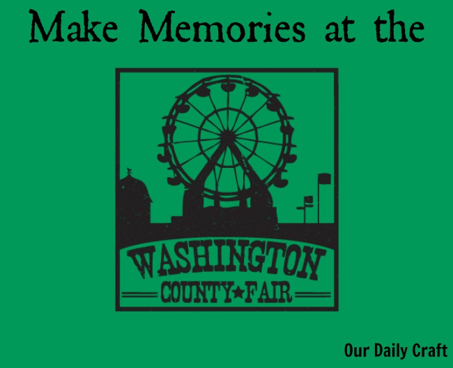 The Classic End to Summer: The Washington County Fair {Plus Giveaway!}