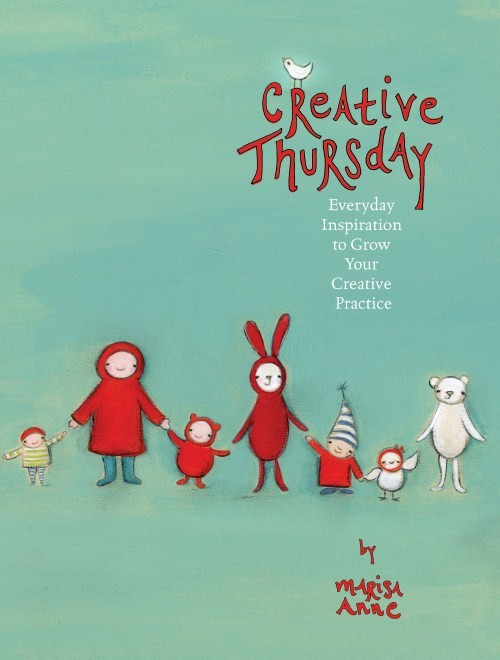 Give Yourself Permission to Create with Creative Thursday