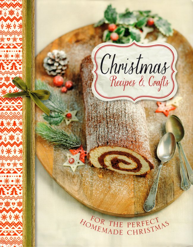 Try Something New with Christmas Recipes and Crafts