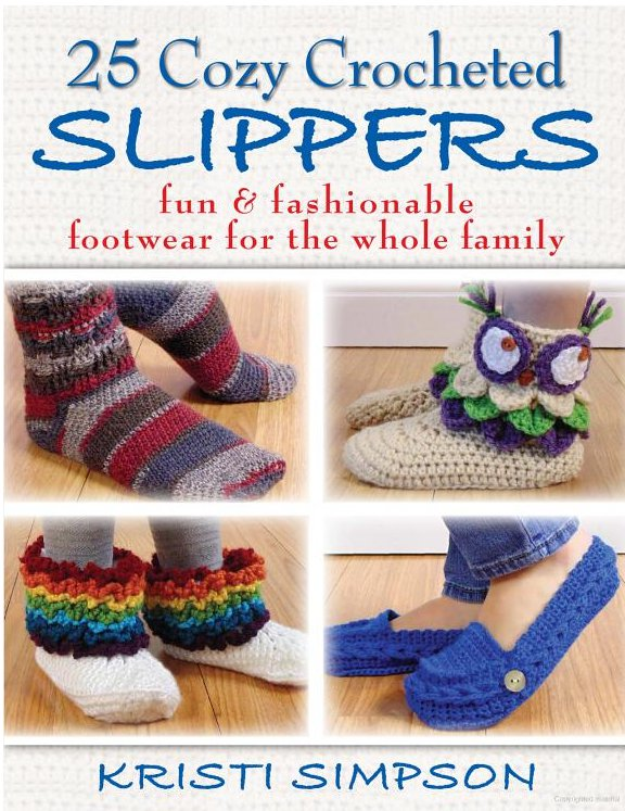 Crochet Slippers for Everyone