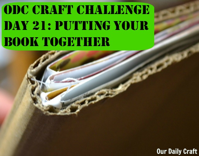 Put the Pages in Your DIY Journal