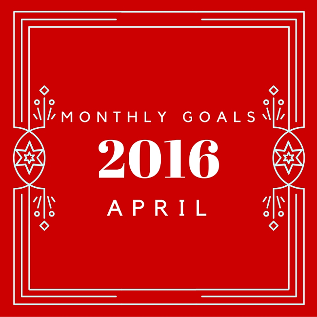 Monthly Goals: A Clear Routine