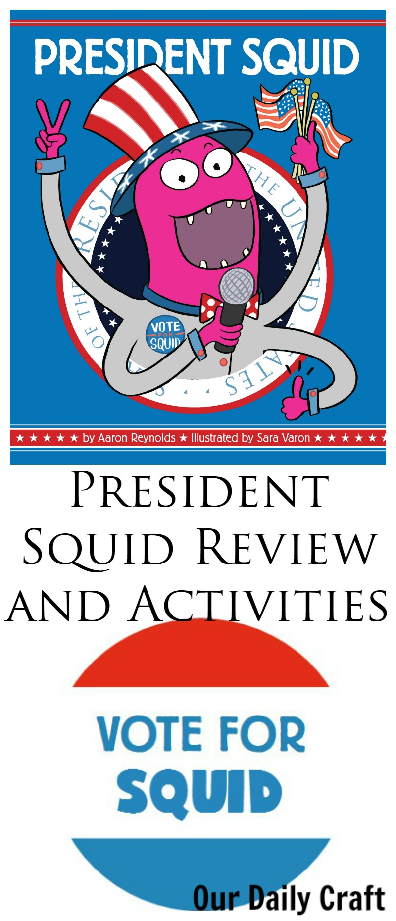 Learn about Elections with President Squid