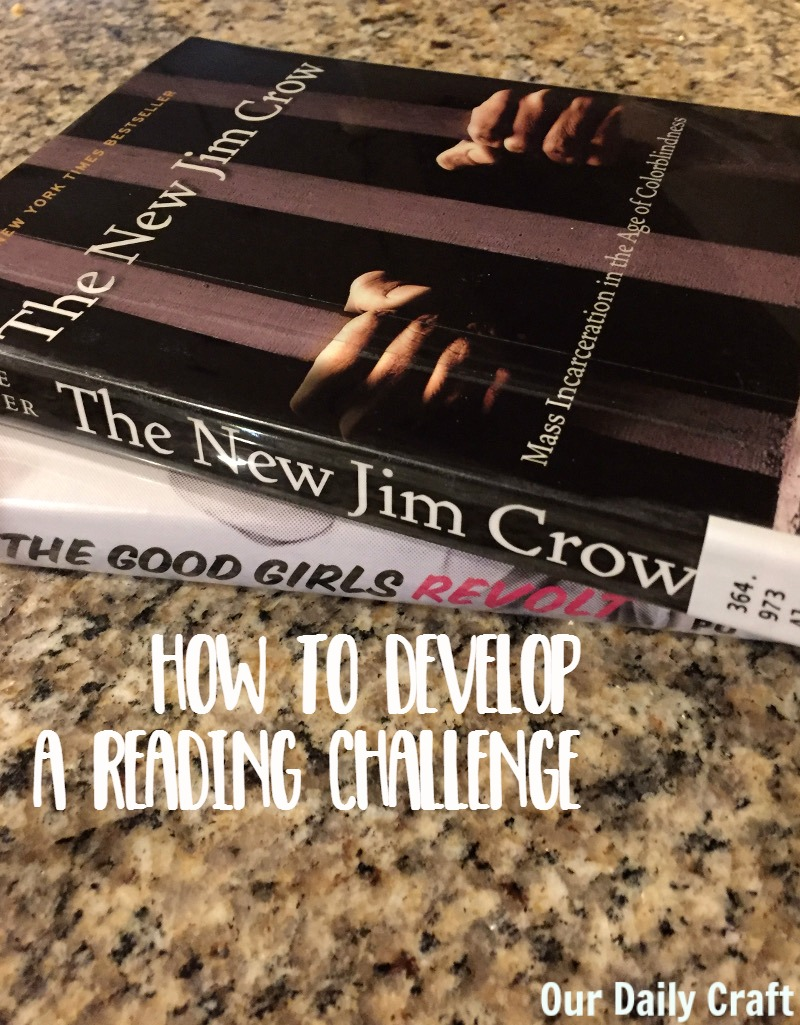 How to Design a Reading Challenge