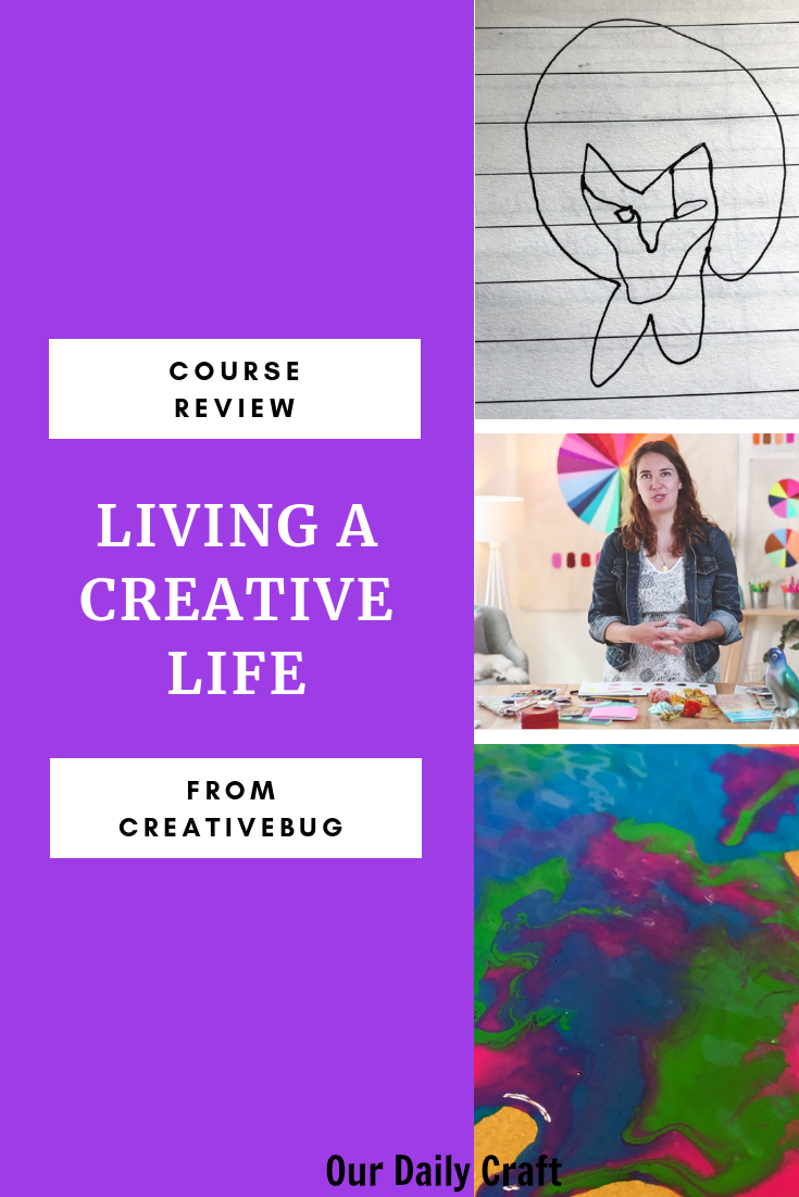 Can an online course make you more creative? Learn how to boost your creativity with a great class from Creativebug.