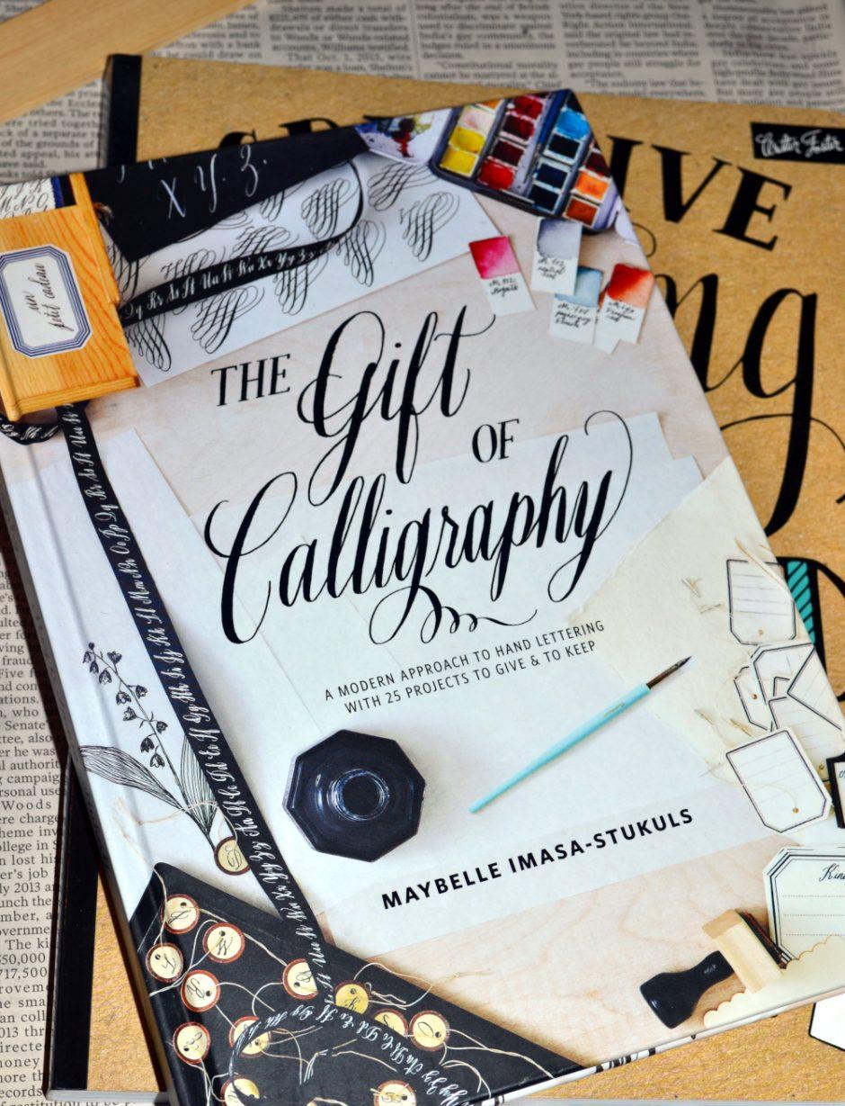 hand lettering books