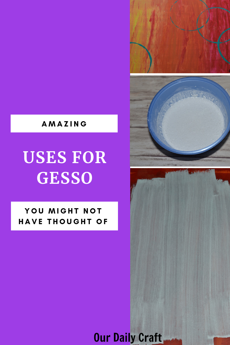 uses for gesso