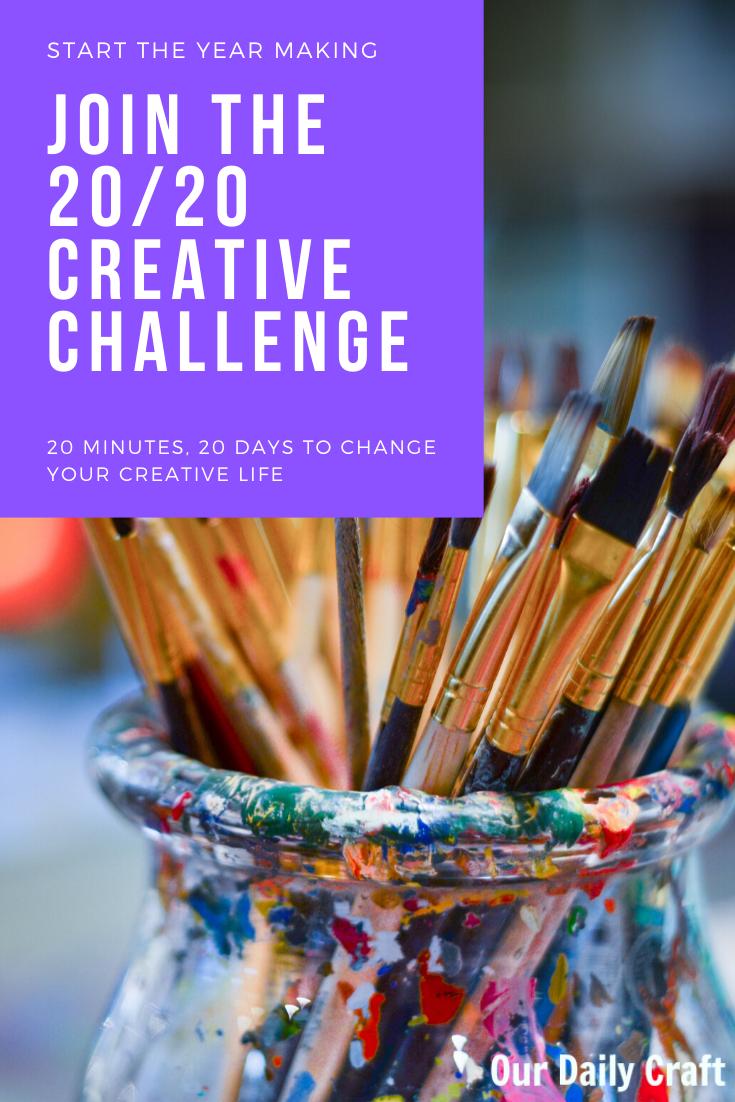 2020 creative challenge