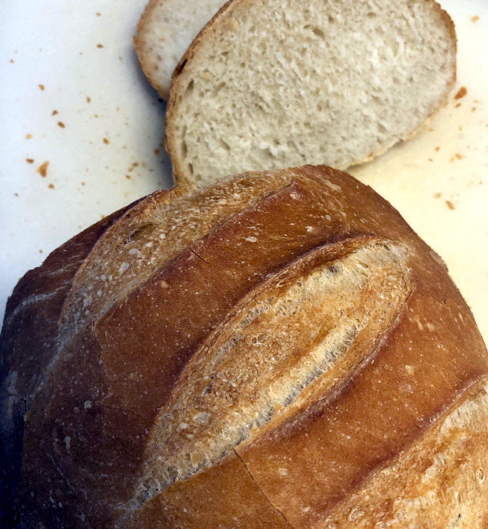 The Easiest Homemade Bread Recipe Ever